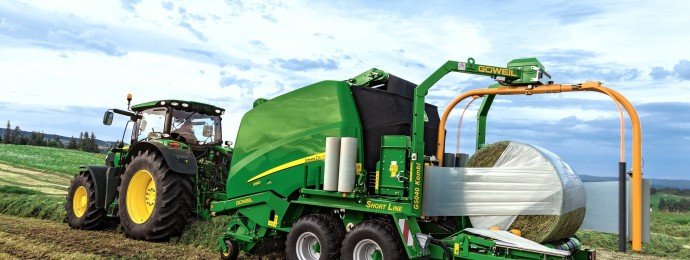 John Deere - Scotsgrass